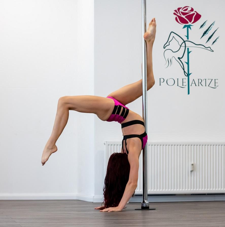Poledance Bochum Polearize Schnupperstunde