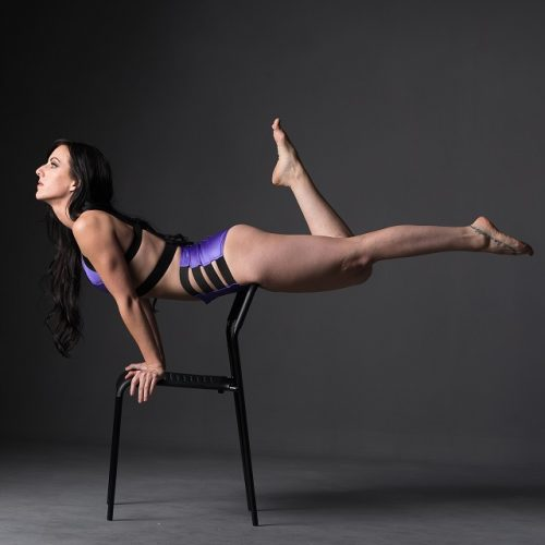 Polearize Pole Dance Bochum Trainerin Lisa